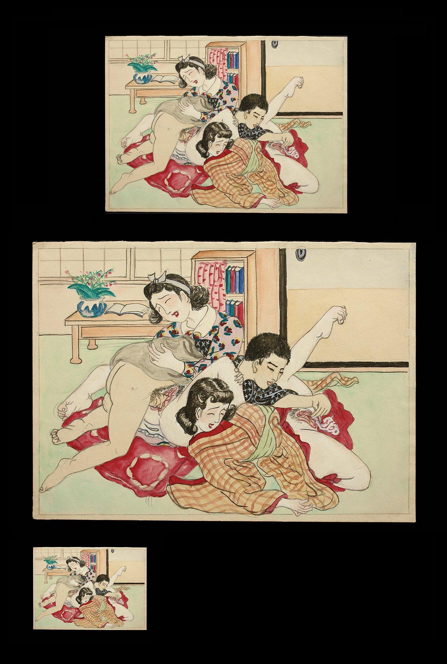 what tsuna kimura creampie final, sorry, but all